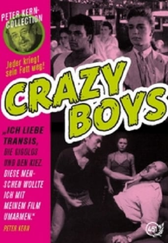 Poster of Crazy Boys