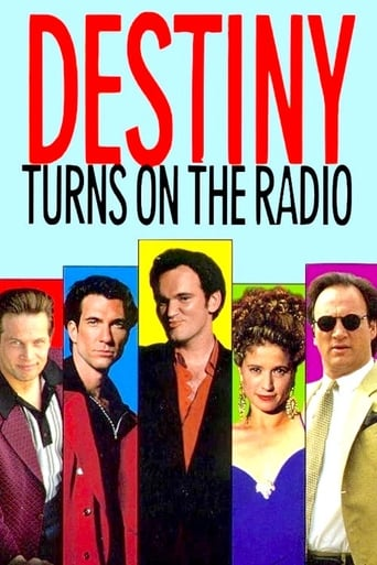 Poster of Destiny Turns on the Radio