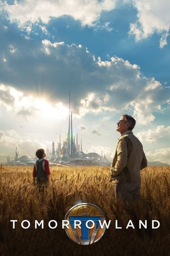 Poster of Tomorrowland