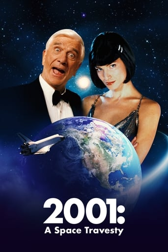 Poster of 2001: A Space Travesty