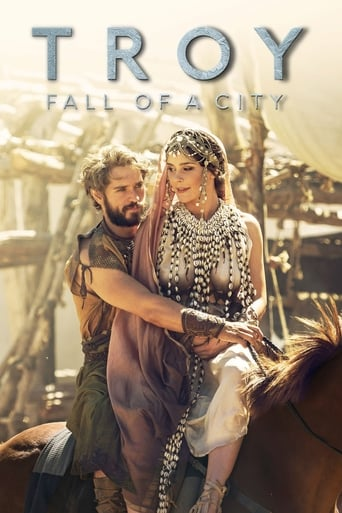 Poster of Troy: Fall of a City