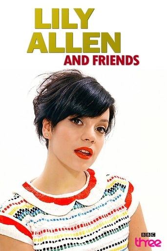 Poster of Lily Allen and Friends