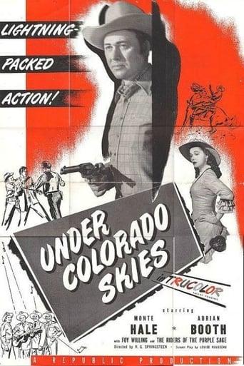 Poster of Under Colorado Skies