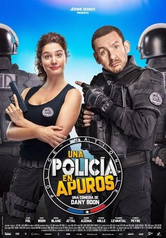 Poster of Una policía en apuros