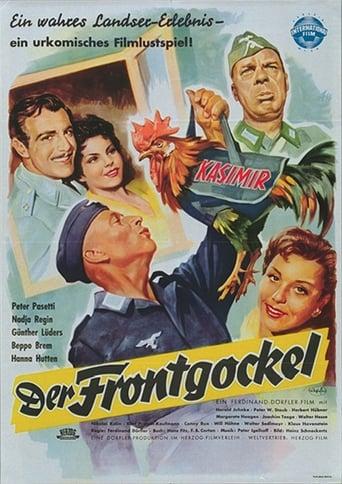 Poster of Der Frontgockel