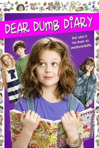 Poster of Dear Dumb Diary
