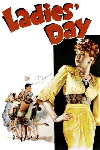 Poster of Ladies' Day