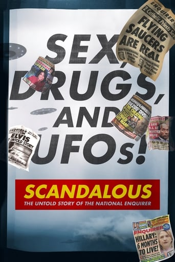 Poster of Scandalous: The Untold Story of the National Enquirer