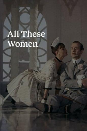 Poster of För att inte tala om alla dessa kvinnor