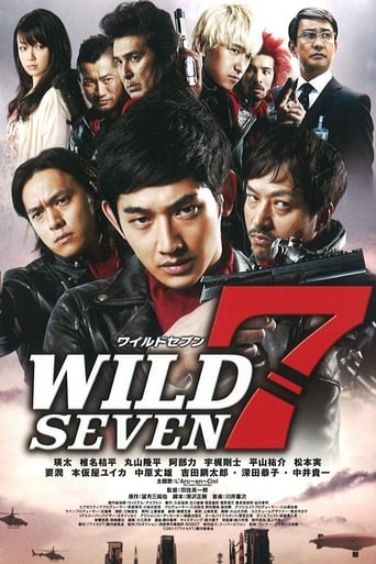 Poster of Wild 7