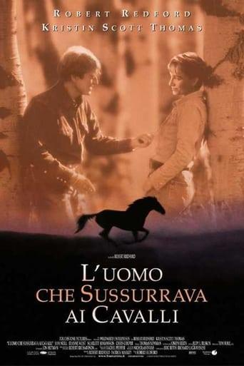 Poster of L'uomo che sussurrava ai cavalli