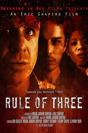 Poster of Rule of Three