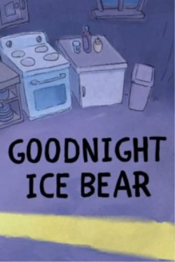 Poster of We Bare Bears: Goodnight Ice Bear