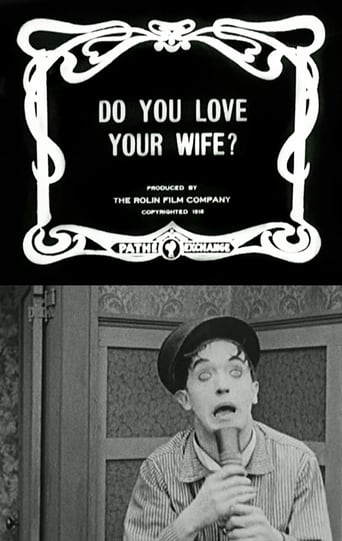 Poster of Do You Love Your Wife?