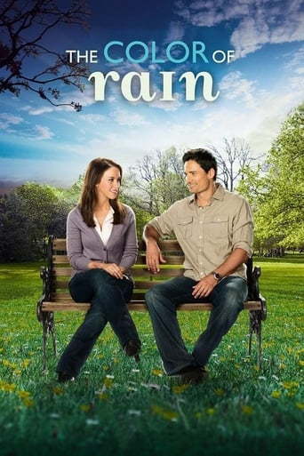 Poster of The Color of Rain