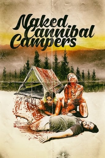 Poster of Naked Cannibal Campers
