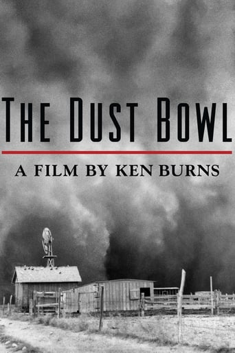 Poster of The Dust Bowl