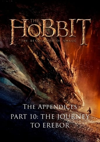 How old was Benedict Cumberbatch in The Appendices Part 10: The Journey to Erebor
