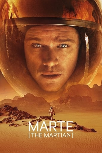 Poster of Marte (The Martian)