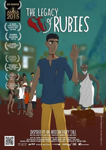 The Legacy of Rubies Poster