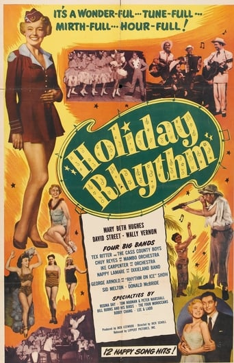 Poster of Holiday Rhythm