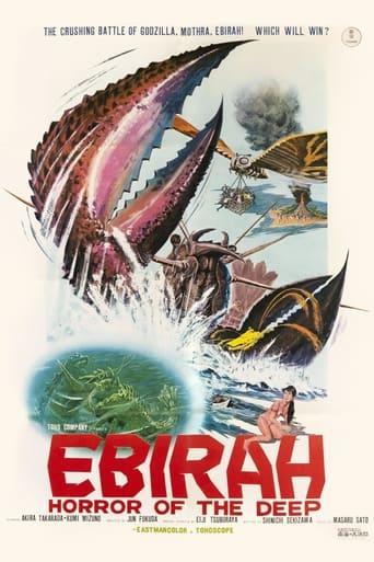 Poster of Ebirah, Horror of the Deep
