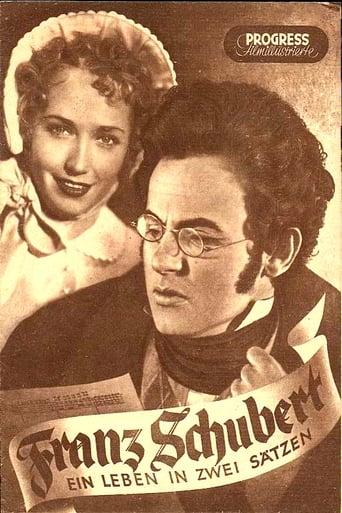 Poster of Franz Schubert – Ein Leben in zwei Sätzen