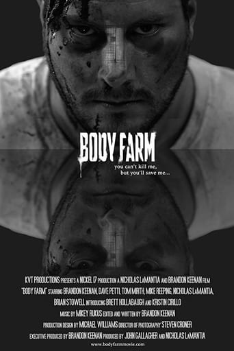 Poster of Body Farm