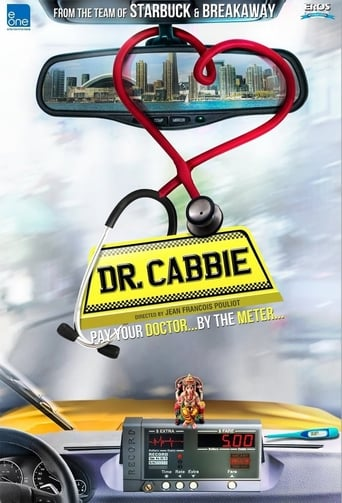 Poster of Dr. Cabbie