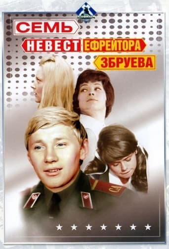 Poster of The Seven Brides of Lance-Corporal Zbruyev