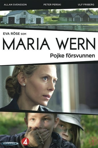 Poster of Maria Wern - Boy Missing