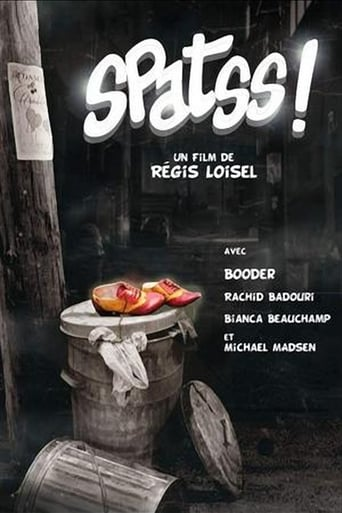 Poster of Spatss!