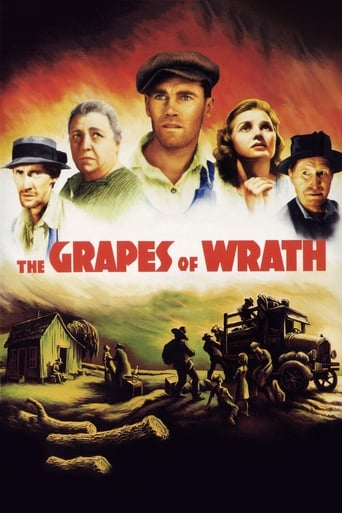 Poster of The Grapes of Wrath