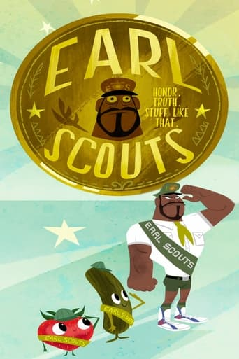 Poster of Earl Scouts