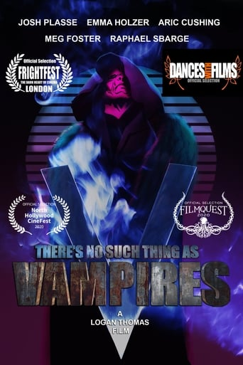 Poster of There's No Such Thing as Vampires