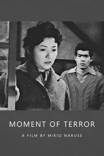 Poster of Moment of Terror