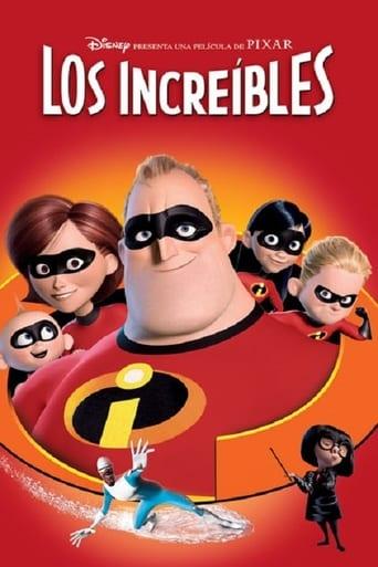 Poster of Los increíbles