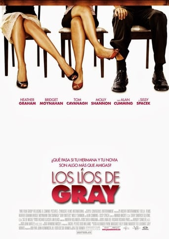Poster of Los líos de Gray