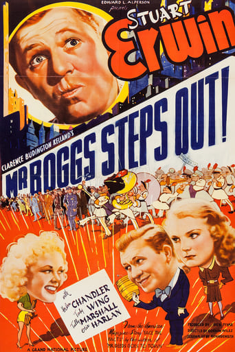 Poster of Mr. Boggs Steps Out