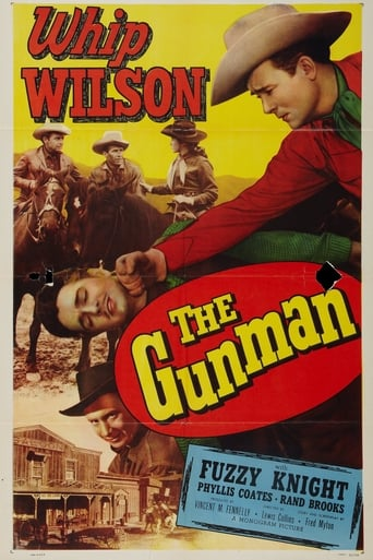 Poster of The Gunman