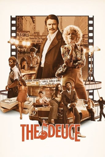 Poster of The Deuce (Las crónicas de Times Square)