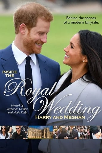 Poster of Inside the Royal Wedding: Harry and Meghan