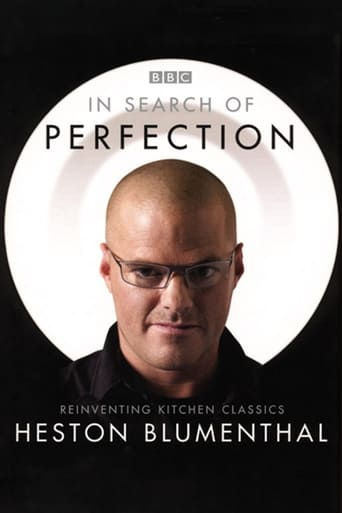 Poster of Heston Blumenthal: In Search of Perfection