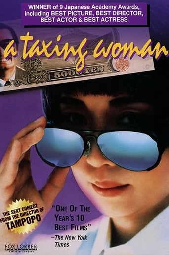 Poster of A Taxing Woman
