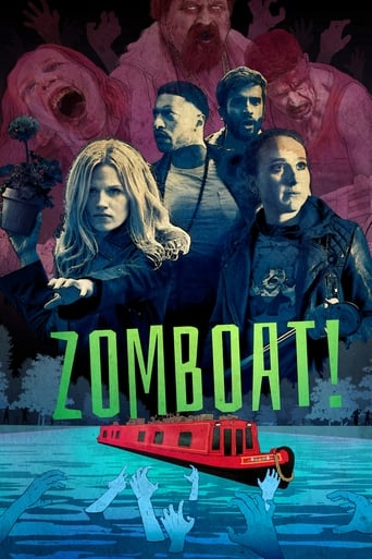 Poster of Zomboat!