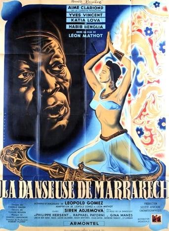 Poster of La danseuse de Marrakech