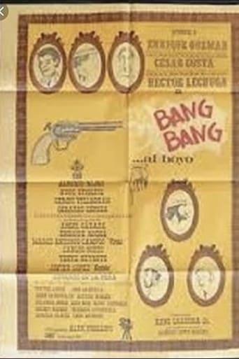 Poster of Bang bang al hoyo