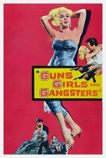 Poster of Guns, Girls, and Gangsters