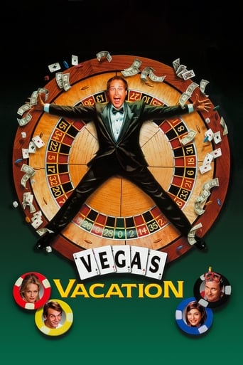 Poster of Vegas Vacation