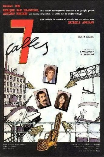 Poster of 7 calles